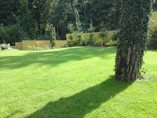 Polaganje travne ruše Kurešček